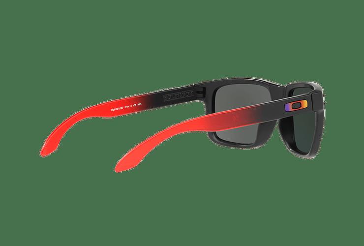 Oakley Holbrook Ruby Fade lente Black Prizm y Polarized cod. OO9102-D355 - Image 8
