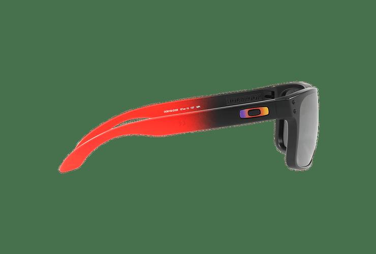 Oakley Holbrook Ruby Fade lente Black Prizm y Polarized cod. OO9102-D355 - Image 9