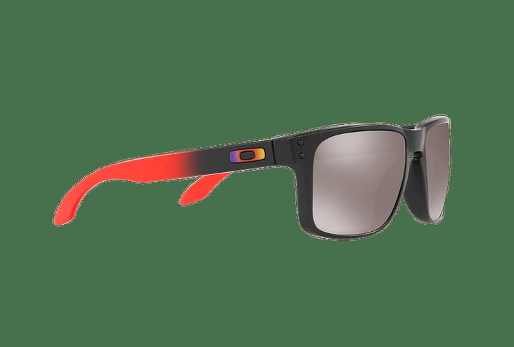 Oakley Holbrook Ruby Fade lente Black Prizm y Polarized cod. OO9102-D355 - Image 10