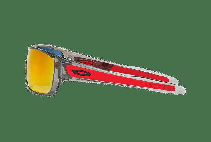 Oakley Turbine Rotor Gray Ink lente Ruby Iridium cod. OO9307-0332 - Image 3