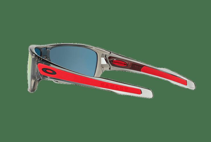 Oakley Turbine Rotor Gray Ink lente Ruby Iridium cod. OO9307-0332 - Image 4