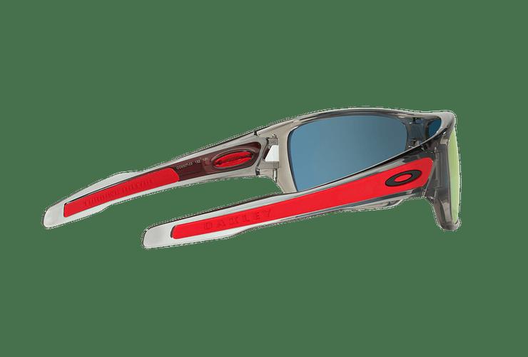 Oakley Turbine Rotor Gray Ink lente Ruby Iridium cod. OO9307-0332 - Image 8