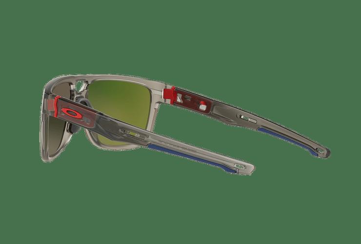 Oakley Crossrange Patch Matte Grey Ink lente Ruby PRIZM cod. OO9382-0560 - Image 4