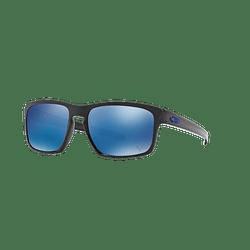 Oakley Sliver Polished Black lente Ice Iridium cod. OO9262-2857