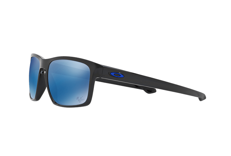 Oakley Sliver Polished Black lente Ice Iridium cod. OO9262-2857 - Image 2