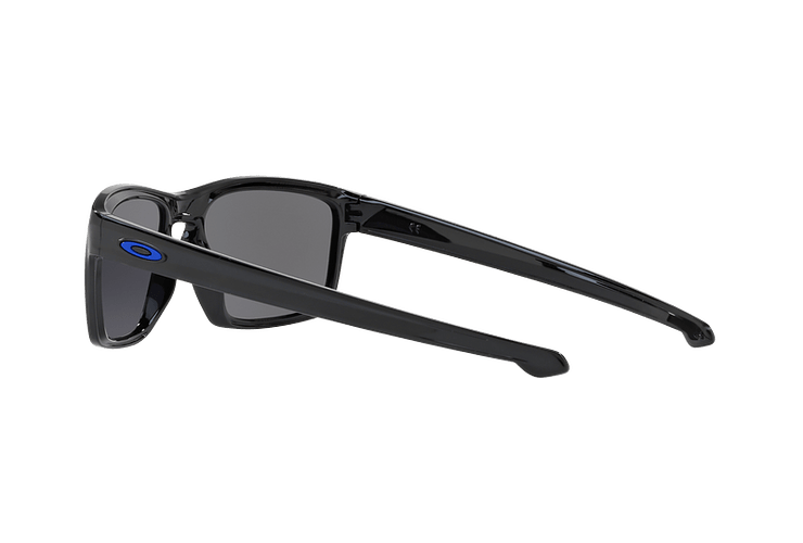 Oakley Sliver Polished Black lente Ice Iridium cod. OO9262-2857 - Image 4