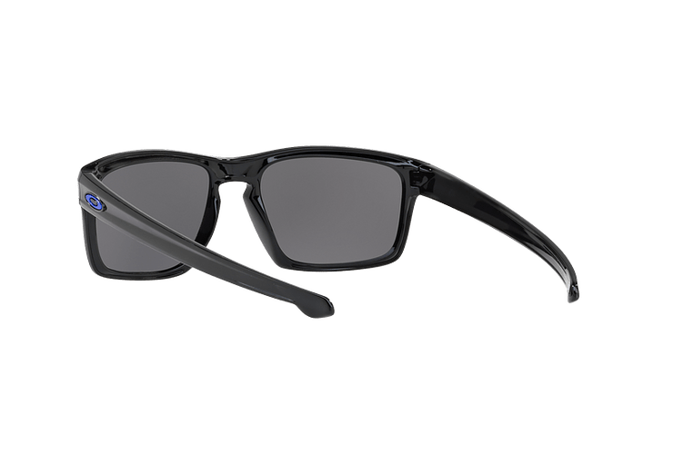 Oakley Sliver Polished Black lente Ice Iridium cod. OO9262-2857 - Image 5