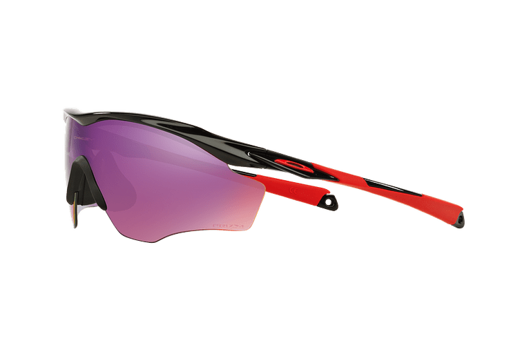 Oakley M2 Frame XL Polished Black lente Road PRIZM cod. OO9343-0845 - Image 2