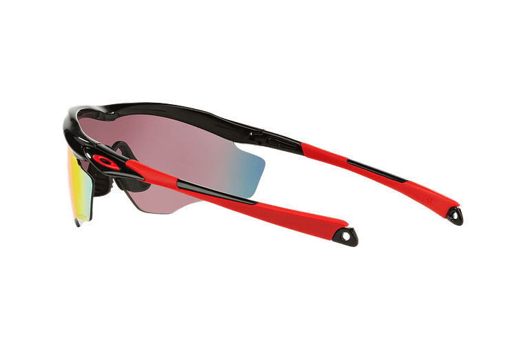 Oakley M2 Frame XL Polished Black lente Road PRIZM cod. OO9343-0845 - Image 4