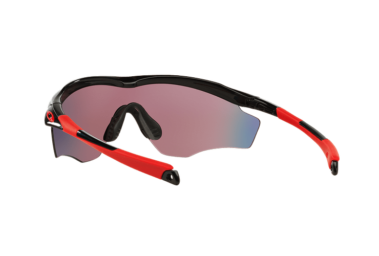 Oakley M2 Frame XL Polished Black lente Road PRIZM cod. OO9343-0845 - Image 5