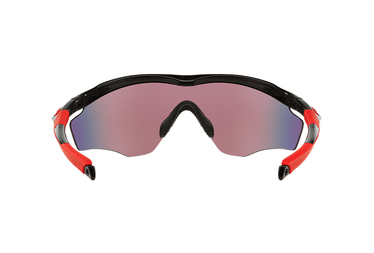 Oakley M2 Frame XL Polished Black lente Road PRIZM cod. OO9343-0845 - Image 6