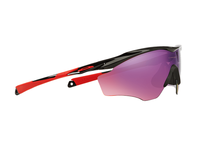 Oakley M2 Frame XL Polished Black lente Road PRIZM cod. OO9343-0845 - Image 10