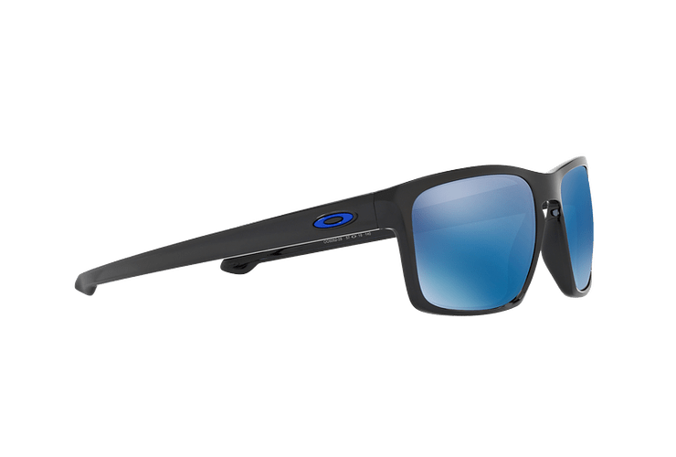 Oakley Sliver Polished Black lente Ice Iridium cod. OO9262-2857 - Image 10