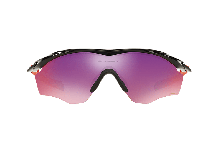 Oakley M2 Frame XL Polished Black lente Road PRIZM cod. OO9343-0845 - Image 12