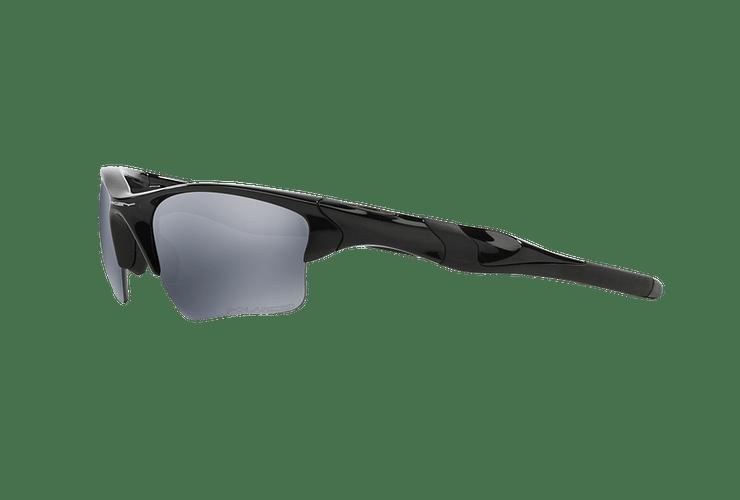 Oakley Half Jacket 2.0 XL Polished Black lente Black Iridium Polarized cod. OO9154-0562 - Image 2