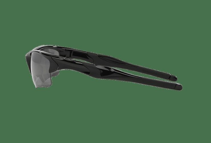 Oakley Half Jacket 2.0 XL Polished Black lente Black Iridium Polarized cod. OO9154-0562 - Image 3