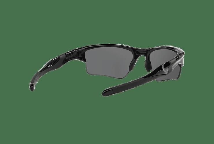 Oakley Half Jacket 2.0 XL Polished Black lente Black Iridium Polarized cod. OO9154-0562 - Image 7