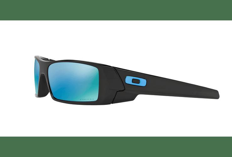 Oakley Gascan Polished Black lente Deep H2O Prizm y Polarized cod. OO9014-1560 - Image 2