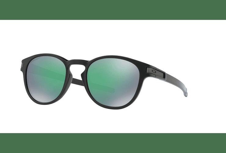 Oakley Latch Matte Black lente Jade PRIZM cod. OO9265-2853 - Image 1