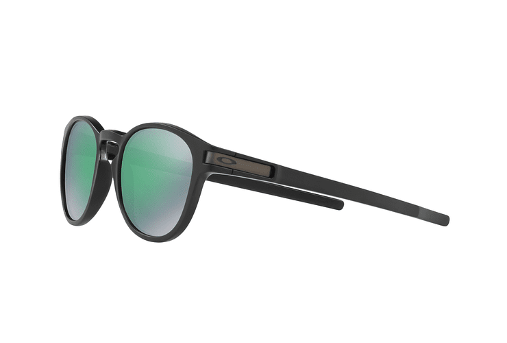 Oakley Latch Matte Black lente Jade PRIZM cod. OO9265-2853 - Image 2