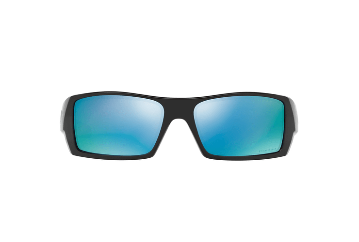 Oakley Gascan Polished Black lente Deep H2O Prizm y Polarized cod. OO9014-1560 - Image 12