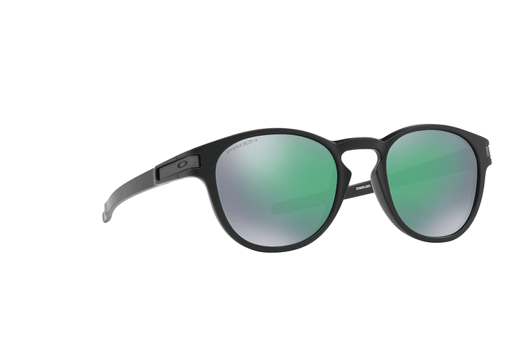 Oakley Latch Matte Black lente Jade PRIZM cod. OO9265-2853 - Image 11