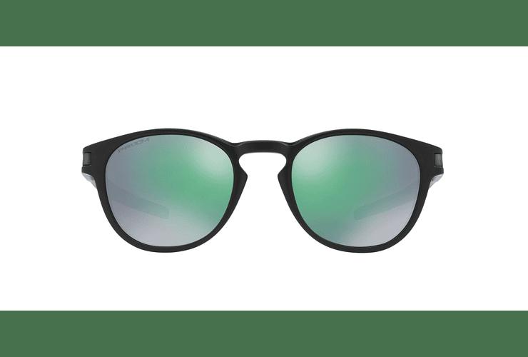 Oakley Latch Matte Black lente Jade PRIZM cod. OO9265-2853 - Image 12