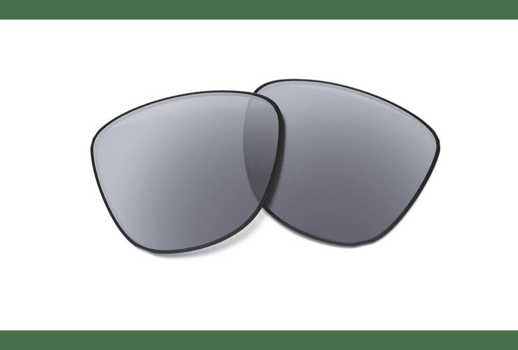 Lente de repuesto Oakley Frogskins color Black iridium