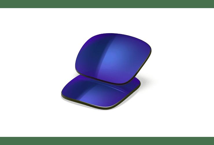 Lente de repuesto/reemplazo Oakley Holbrook color Violet iridium cod. 43-348