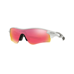 Oakley Radarlock (A) Polished White lente Field PRIZM cod. OO9206-2638