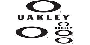 Oakley Sticker Pack Large cod. 210-805-001