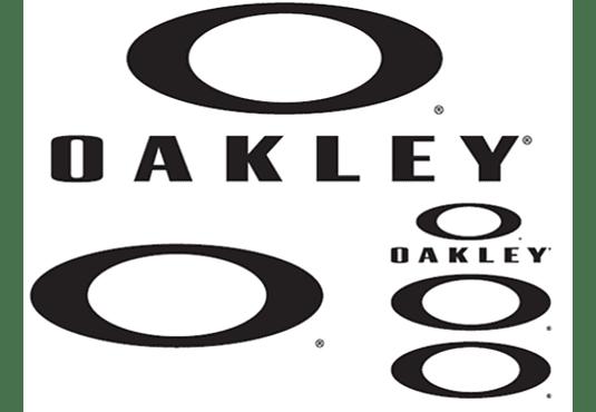 Oakley Sticker Pack Large cod. 210-805-001