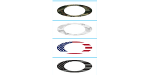Oakley Sticker Pack Small USA Flag/Camo cod. 211-006-001