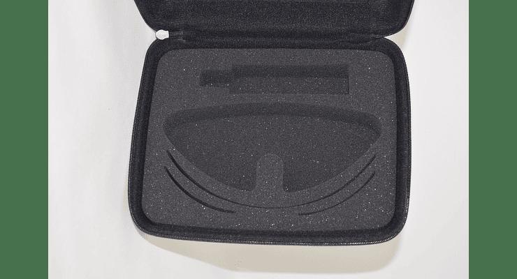 Estuche de almacenamiento Oakley Ellipse O color Black + Kit de limpieza cod. 102-457-001 - Image 4