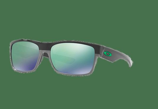 Oakley Twoface Polished Black lente Jade Iridium cod. OO9189-0460