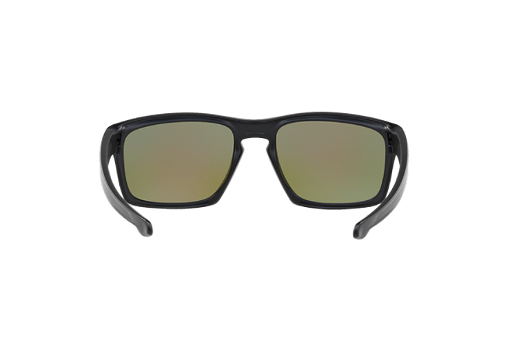 Oakley Sliver Matte Black lente Violet Iridium Polarized cod. OO9262-1057 - Image 6