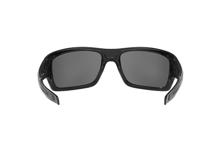 Oakley Turbine Polished Black lente Black Iridium Polarized cod. OO9263-0863 - Image 6