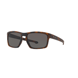 Oakley Sliver Matte Brown Tortoise lente Warm Grey cod. OO9262-0357
