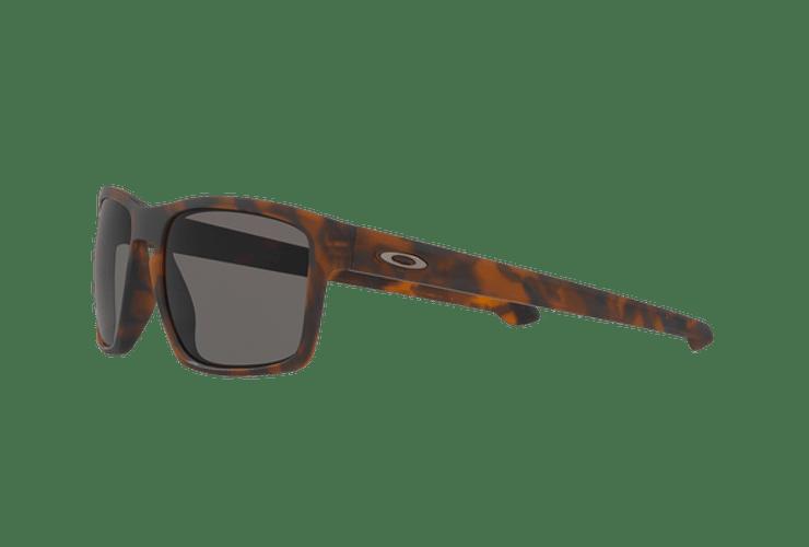 Oakley Sliver Matte Brown Tortoise lente Warm Grey cod. OO9262-0357 - Image 2