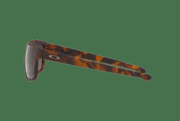 Oakley Sliver Matte Brown Tortoise lente Warm Grey cod. OO9262-0357 - Image 3