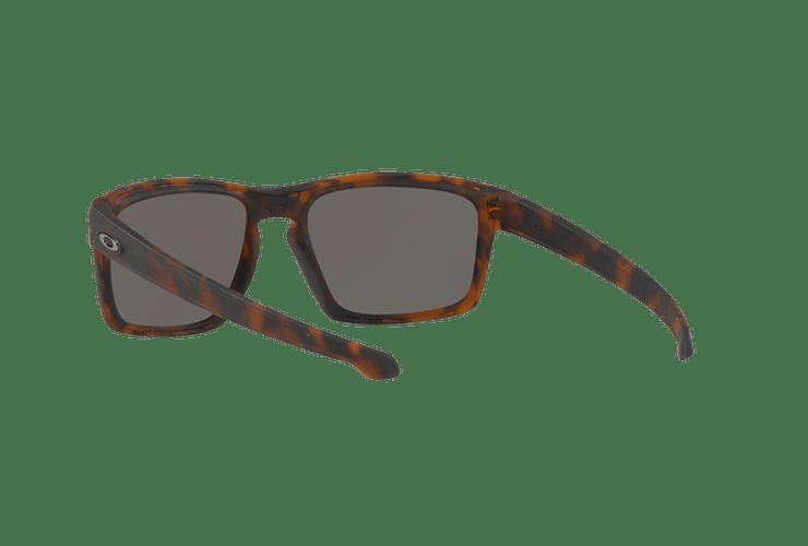 Oakley Sliver Matte Brown Tortoise lente Warm Grey cod. OO9262-0357 - Image 5