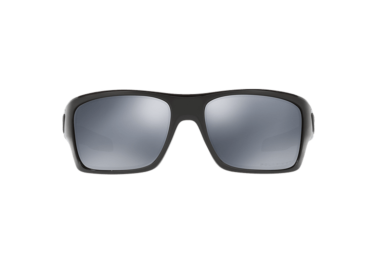 Oakley Turbine Polished Black lente Black Iridium Polarized cod. OO9263-0863 - Image 12