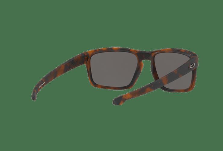 Oakley Sliver Matte Brown Tortoise lente Warm Grey cod. OO9262-0357 - Image 7
