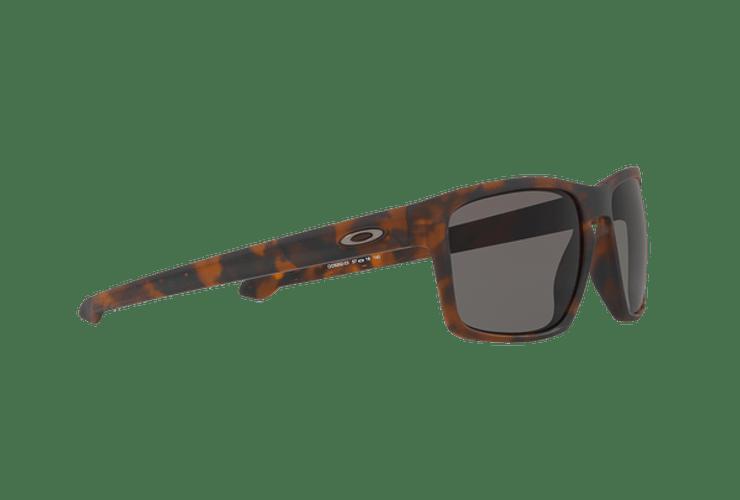 Oakley Sliver Matte Brown Tortoise lente Warm Grey cod. OO9262-0357 - Image 10