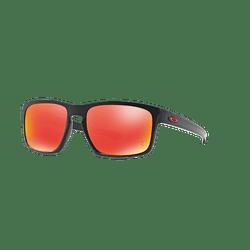 Oakley Sliver Matte Black lente Ruby Iridium cod. OO9262-1257