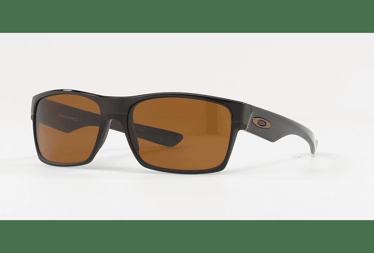 Oakley Twoface Polished Black lente Dark Bronze cod. OO9189-0360 Desc40% - Image 1