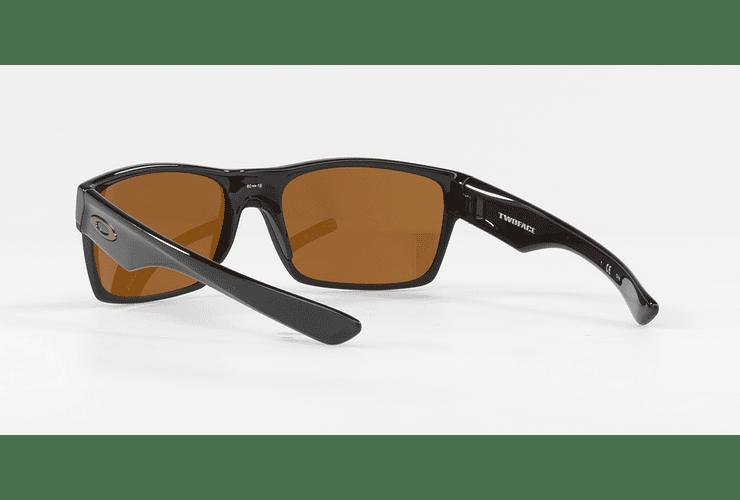 Oakley Twoface Polished Black lente Dark Bronze cod. OO9189-0360 Desc40% - Image 5