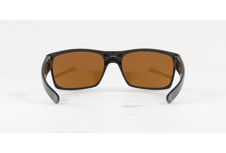 Oakley Twoface Polished Black lente Dark Bronze cod. OO9189-0360 Desc40% - Image 6