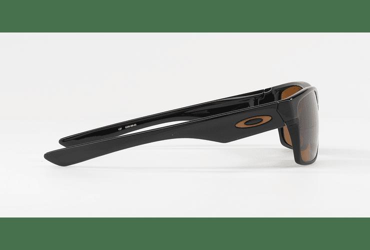 Oakley Twoface Polished Black lente Dark Bronze cod. OO9189-0360 Desc40% - Image 9