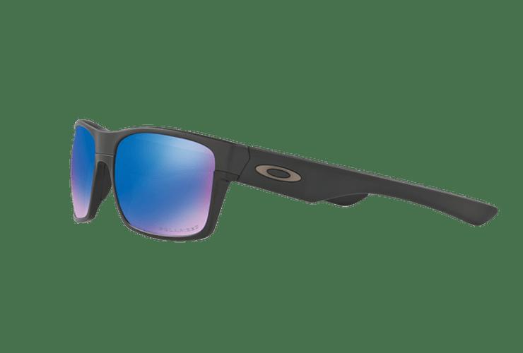 Oakley Twoface Matte Black lente Sapphire Iridium Polarized cod. OO9189-3560 - Image 2
